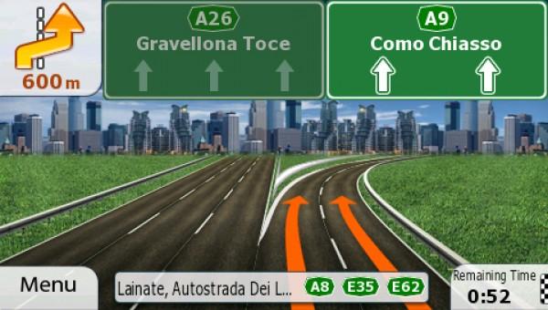 GPS навигации iGo. Для грузовиков