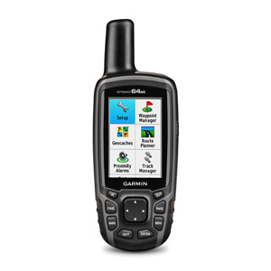 GPS/Глонасс навигатор Garmin GPSMAP 64